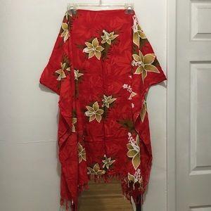 NEW! Hawaiian Sarong Wrap Cover Up From Hawaii🏝🌺